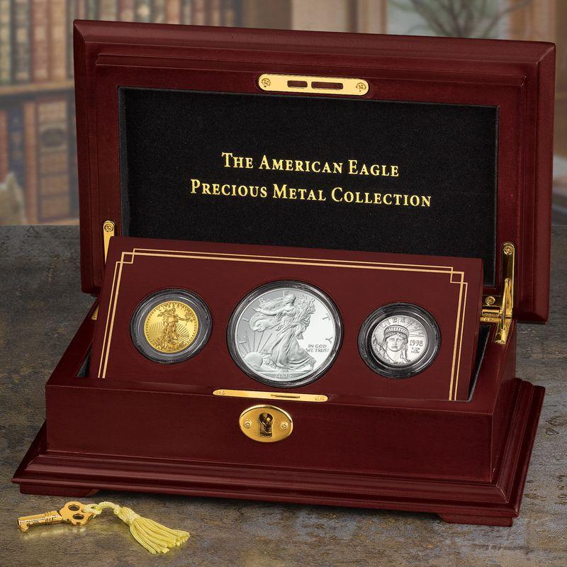 The American Eagle Precious Metal Collection PGS 7