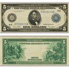 The Last Original US Banknotes LRC 3