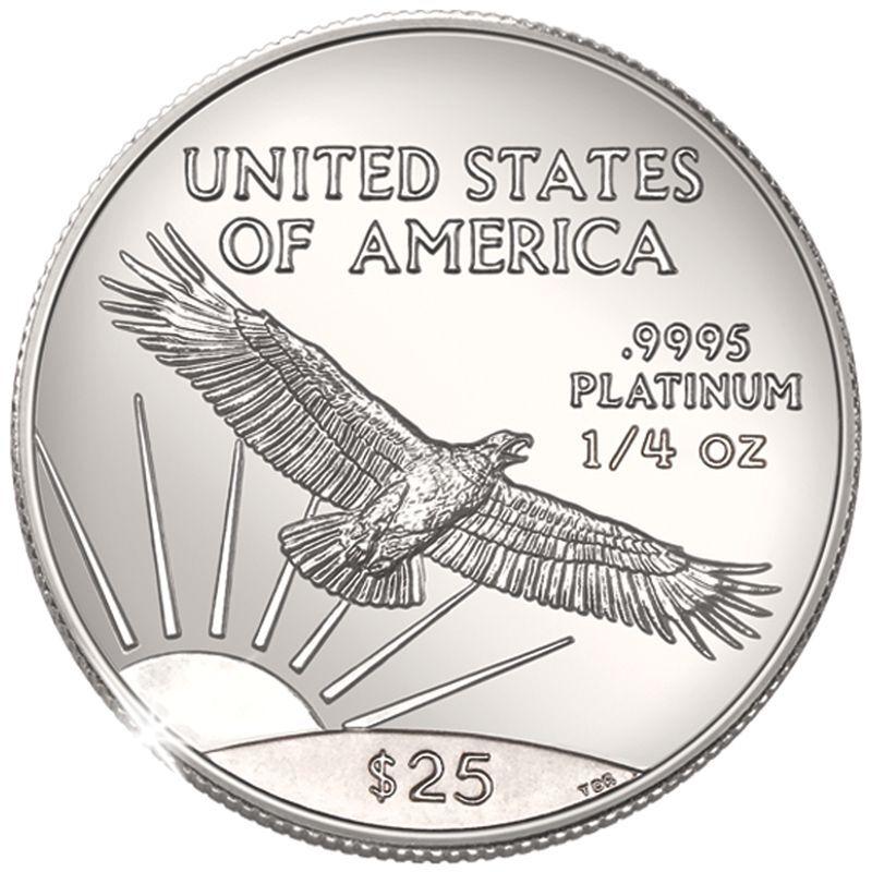 The American Eagle Precious Metal Collection PGS 6