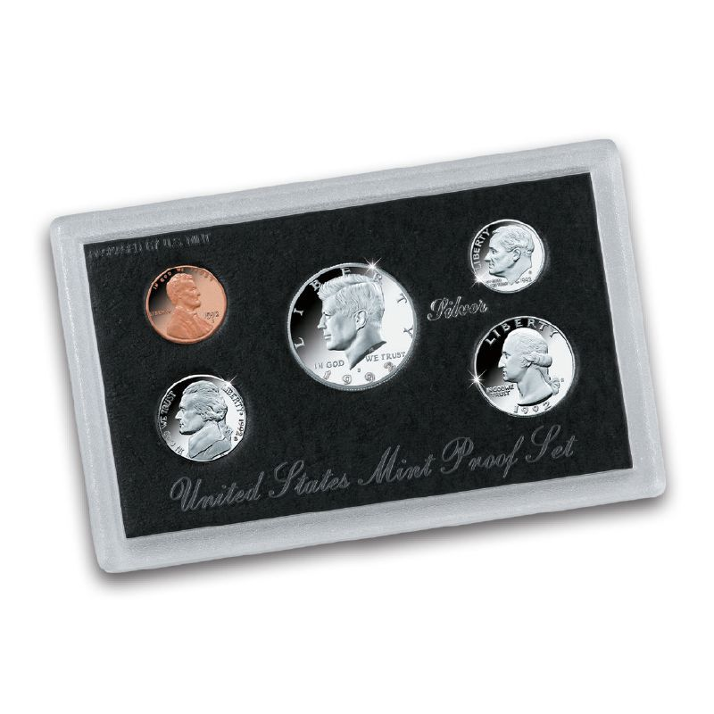 US Silver Proof Coin Sets SPS 1