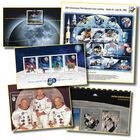 The Moon Landing International Stamp Collection SML 1