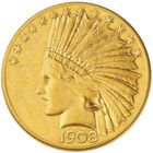 The 10 Indian Head Gold Coin Mint Collection GIM 1