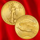 The Choice Uncirculated Saint Gaudens US Gold Coin Collection GCU 2