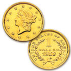 The Complete Collection of US 1 Gold Coins GC1 1