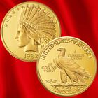 The Choice Uncirculated Saint Gaudens US Gold Coin Collection GCU 3