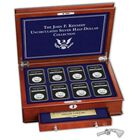 The John F Kennedy Uncirculated Silver Half Dollar Collection CKH 4