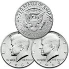 The John F Kennedy Uncirculated Silver Half Dollar Collection CKH 1