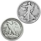 ultimate collection of walking liberty half dollars WHL a Main
