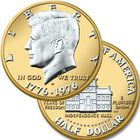 The Platinum and Gold Highlighted Kennedy Half Dollar Collection KPG 1