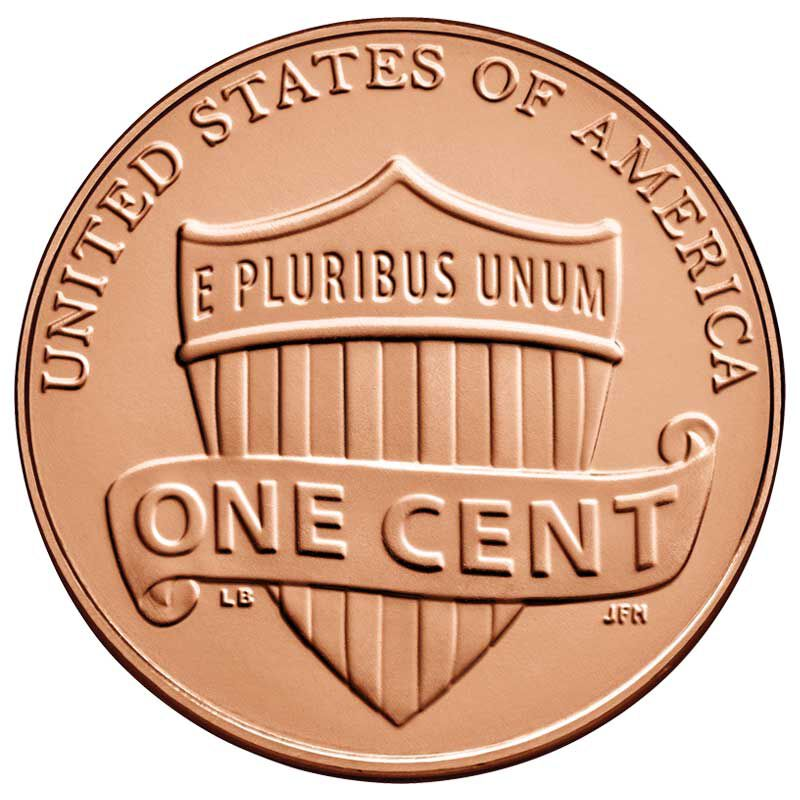 One of a Kind One Cent Coins PWP 3