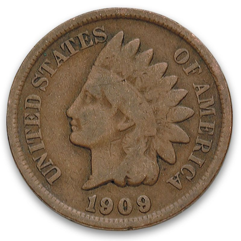 The Deluxe US Indian Head Penny Collection IP5 3