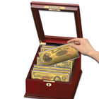 The Greatest US Currency 24kt Gold Note Collection CRG 4