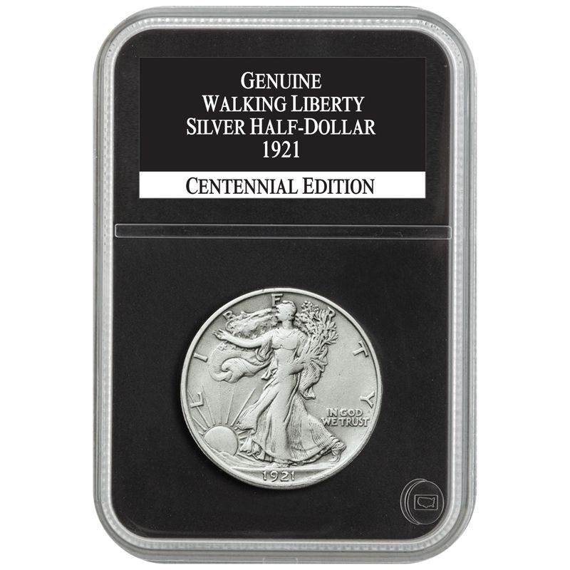 The Complete Collection of Walking Liberty Silver Half Dollars WHS 2