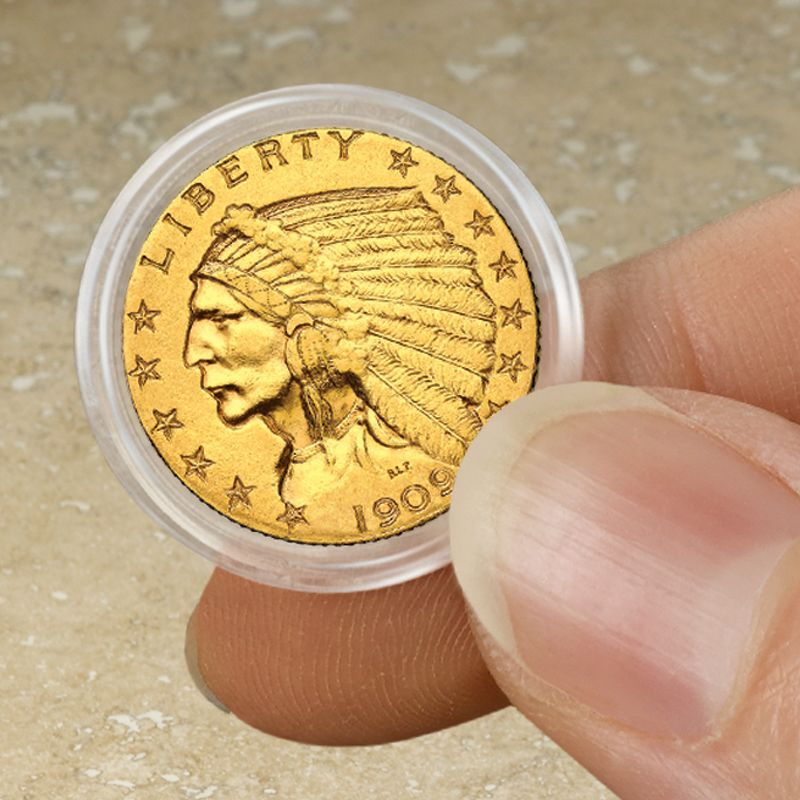 Historic US Gold Coins GLS 2