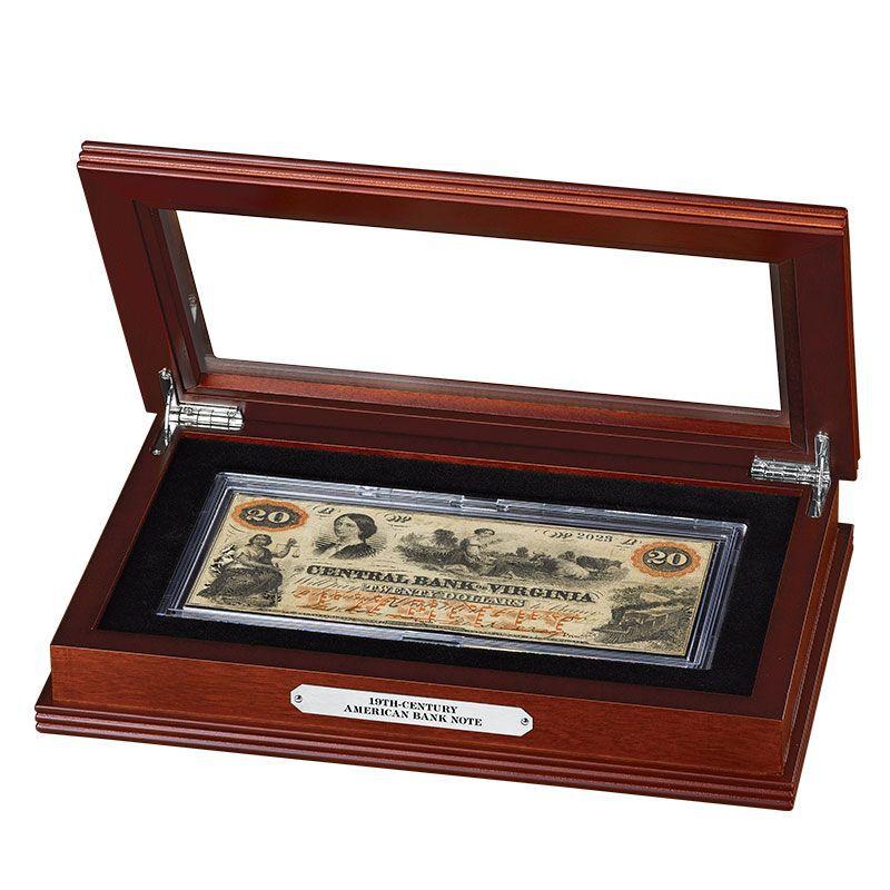 19th Century Obsolete Currency OCB 1