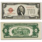 The Complete Set of Small Size Two Dollar Bills C2N 1