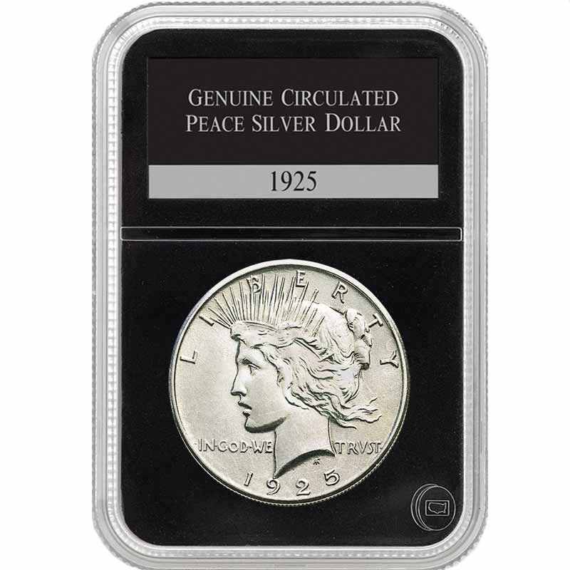 Americas Silver Dollars TCD 3