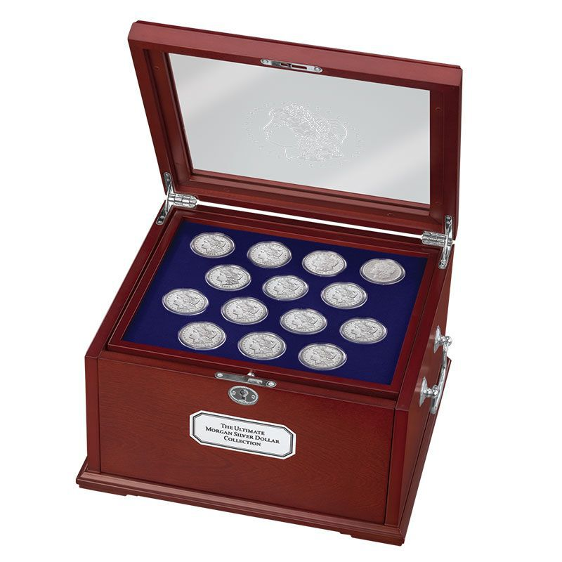 The Ultimate Morgan Silver Dollar Collection MDU 4