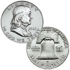 Last Year of Issue US Silver Coins LYS 3