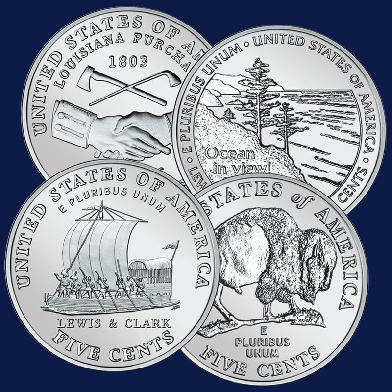 The Jefferson Coin and Stamp Collection JNC 2