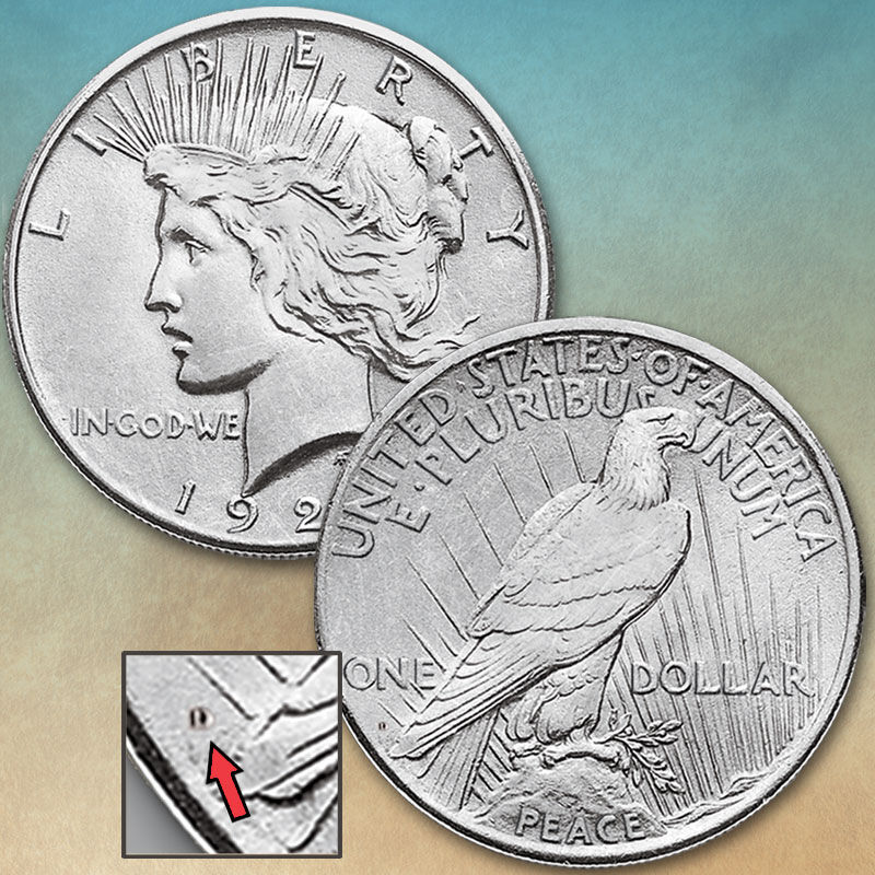 The Complete Denver Mint Silver Coin Collection DMC 2