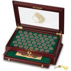 The Deluxe US Indian Head Penny Collection IP5 4