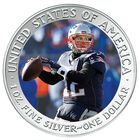 The New England Patriots Super Bowl LIII Champions Commemorative Coin Collection B19 3