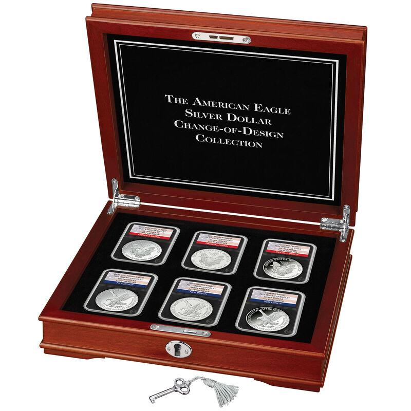 american eagle silver dollar change design EBP g Disp