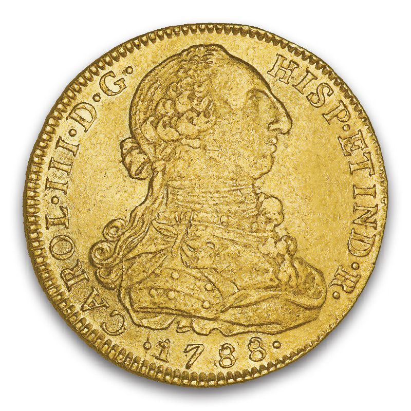 Americas First Gold Coin GE8 1