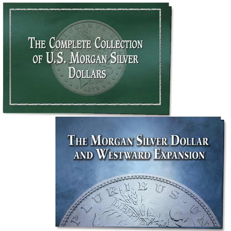 The Complete Collection of US Morgan Silver Dollars MSA 3