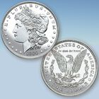 The Uncirculated US Silver Dollar Collection SUA 1