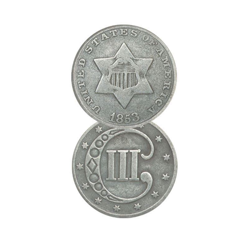 Civil War Era US Coins CWO 3