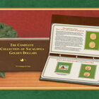 The Complete Uncirculated Collection of Sacagawea Dollars NSP 3