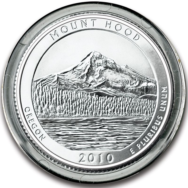 The US National Parks State Quarters Centennial Edition AB1 4
