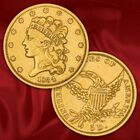 The Classic Head Gold Coins of the 1830s GCH 1