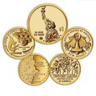 The Reverse Proof Statehood Innovation Dollar Coin Collection IRP 1