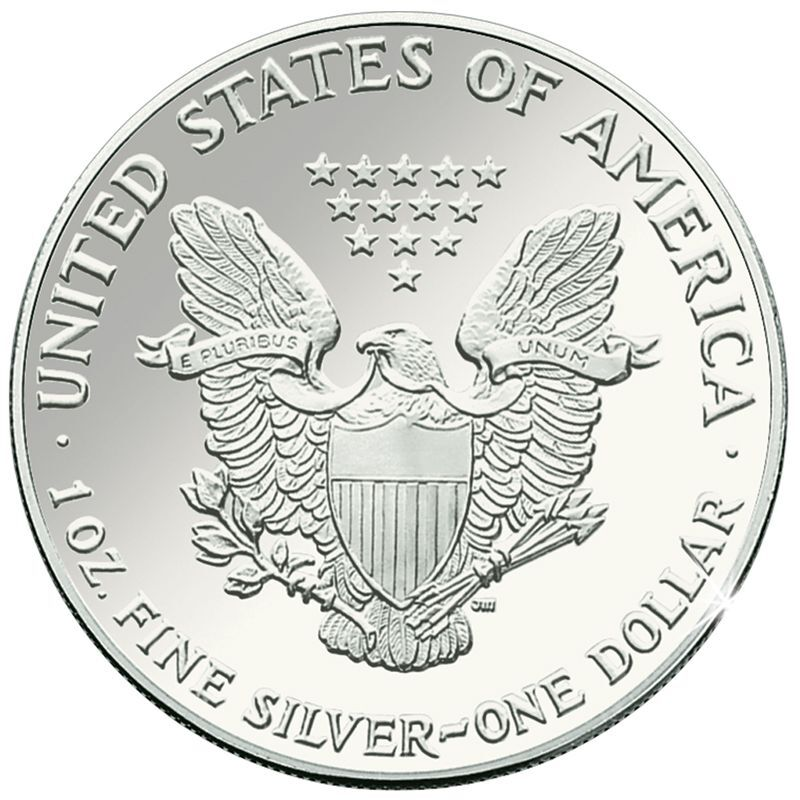 The American Eagle Precious Metal Collection PGS 2