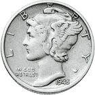The Complete Collection of Silver Mercury Dimes MRC 3