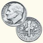 The Last US Silver Dimes RDC 1