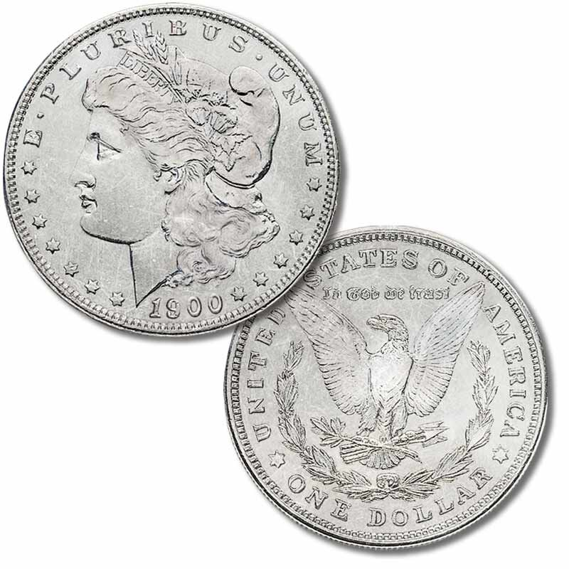 Americas Silver Dollars TCD 1