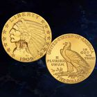 The San Francisco Mint US Gold Coin Collection GSO 5