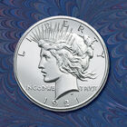 The Complete Uncirculated Peace Silver Dollar Collection SPC 1