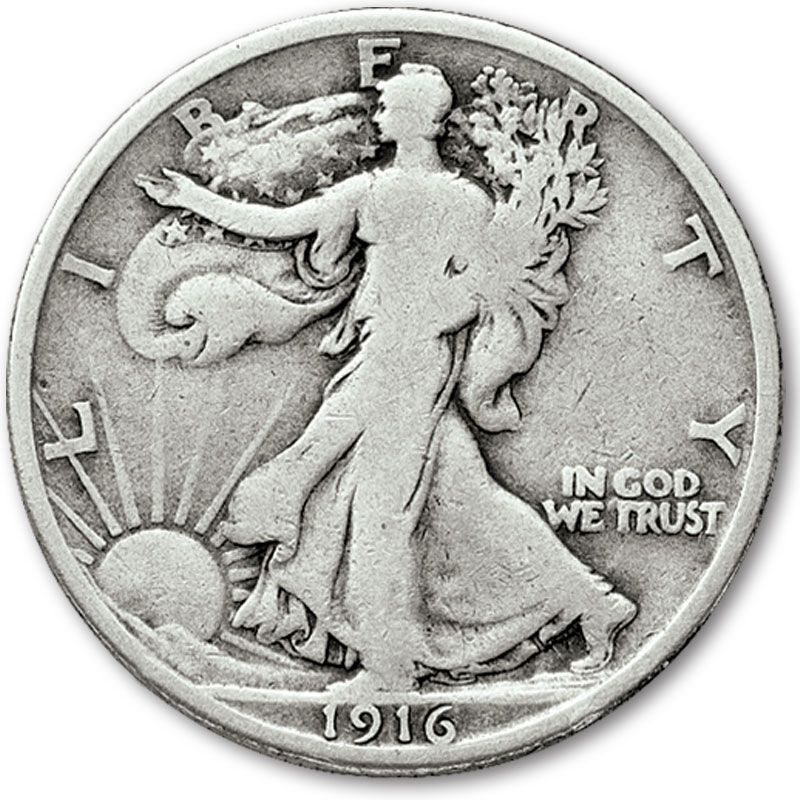 The Ultimate Walking Liberty Silver Half Dollar Collection WHA 1