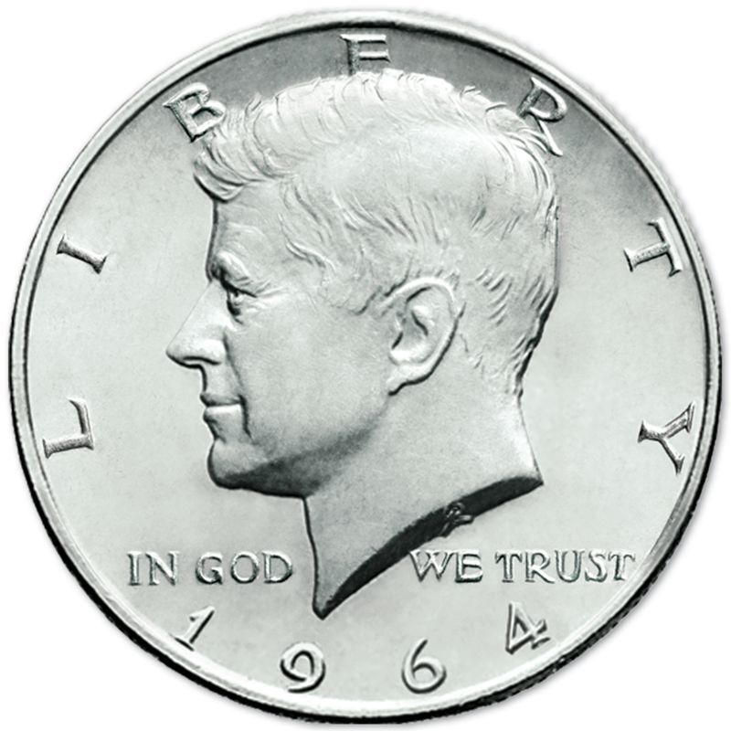 The John F Kennedy Centennial Uncirculated Half Dollar Collection KHA 1