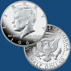 The Complete John F Kennedy Proof Half Dollar Collection PKC 1