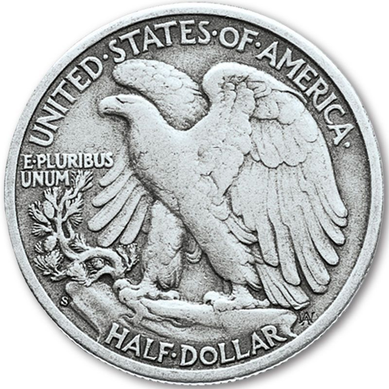 The Ultimate Walking Liberty Silver Half Dollar Collection WHA 2