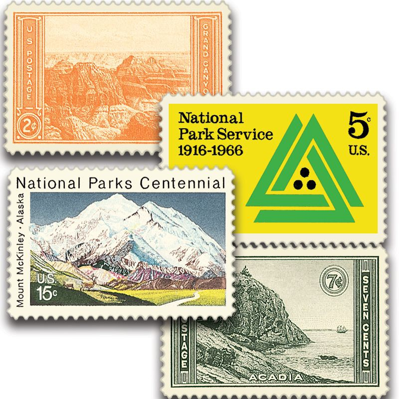 The US National Parks State Quarters Centennial Edition AB1 5