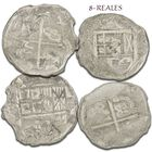 The 1622 Royal Treasure Silver Shipwreck Coins SSJ 1