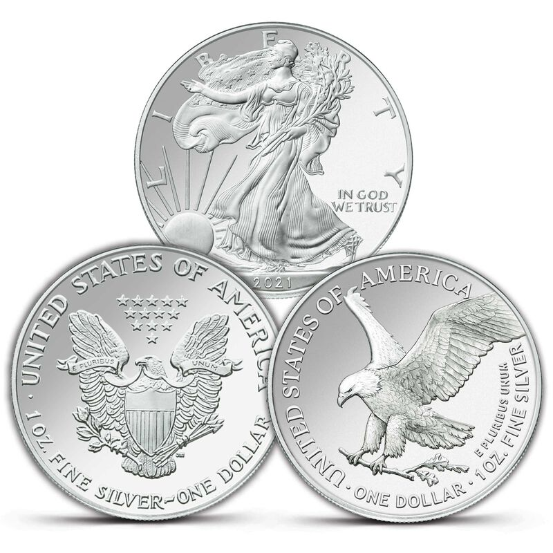 american eagle silver dollar change design collection EBP a Main