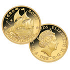 mayflower 400th anniversary gold coin collection GMF a Main